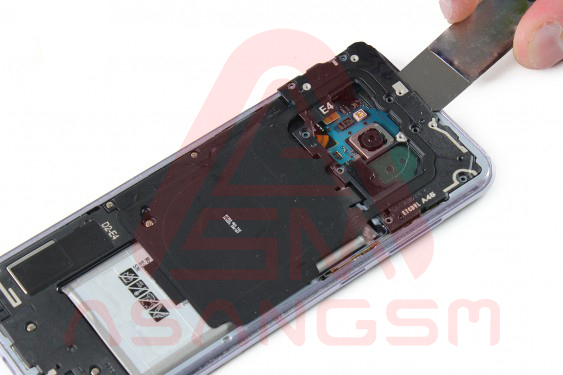 تعویض باتری S8 پلاس - مرحله 9.1