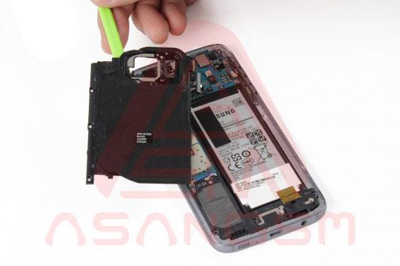 تعویض باتری S7 - مرحله 9.1