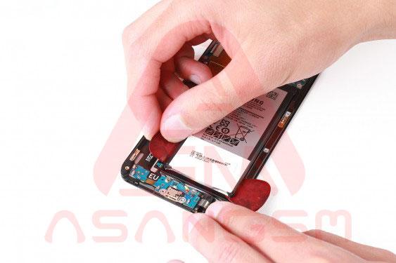 تعویض باتری S6 Edge پلاس - مرحله 9.1