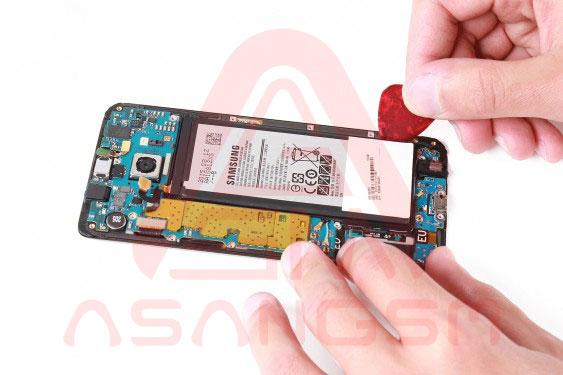 تعویض باتری S6 Edge پلاس - مرحله 9