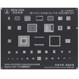 شابلون MEGA IDEA 7420