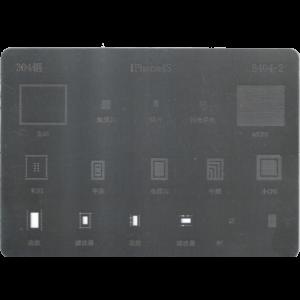 شابلون 4S A5CPU مناسب پایه سازی آی سی های برد گوشی موبایل