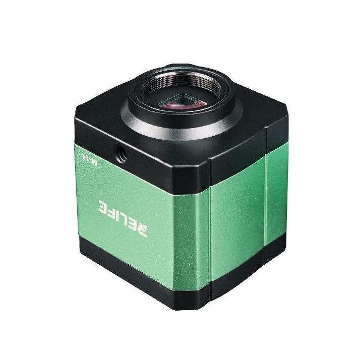 دوربین لوپ 38 مگاپیکسلی ریلایف M-13 با خروجی HDMI مناسب لوپ های سه چشم