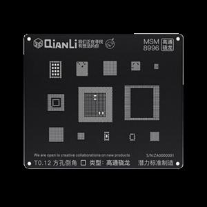 شابلون iBlack 3D MSM 8996 مناسب پایه سازی گوشی موبایل