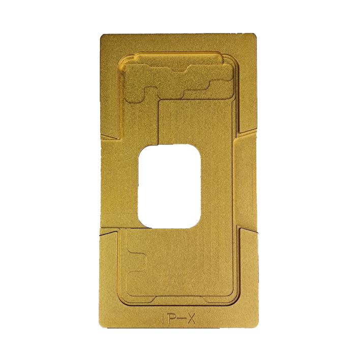 قالب فلزی تعویض گلس مناسب گوشی ایفون ایکس