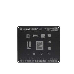 شابلون کیانلی iBlack 3D MSM 8953 B01-AB