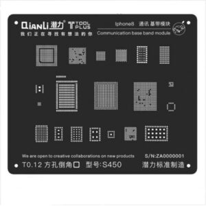 شابلون بیس باند کیانلی IPhone 8