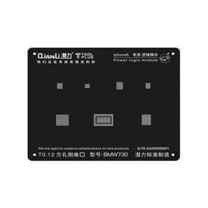 شابلون دو بعدی پاور آیفون Qianli Power IPhone 6 مناسب پایه سازی گوشی موبایل