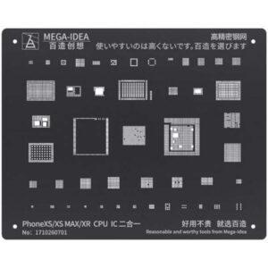 شابلون MEGA-IDEA MAX XS/XS