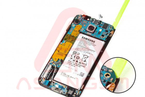 تعویض باتری S6 Edge - مرحله 11