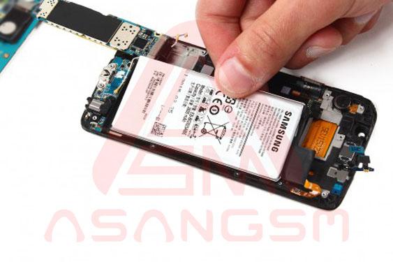 تعویض باتری S6 Edge - مرحله 13.1