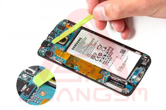 تعویض باتری S6 Edge - مرحله 9