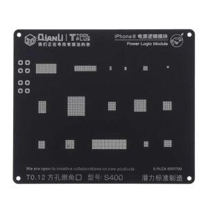 شابلون سه بعدی qianli S400