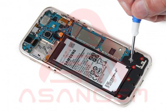 تعویض آنتن GSM گلکسی A5 - مرحله 11