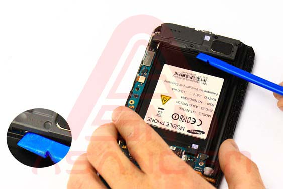 تعویض دوربین پشت گلکسی نوت 2 - مرحله 11.1