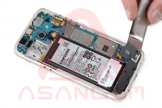 تعویض آنتن GSM گلکسی A5 - مرحله 12