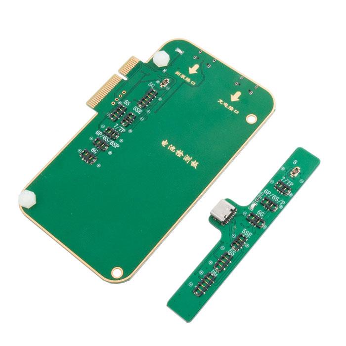 ماژول تستر باتری آیفون 5 تا X مدل JC BAT-2 مناسب دستگاه JC PRO1000