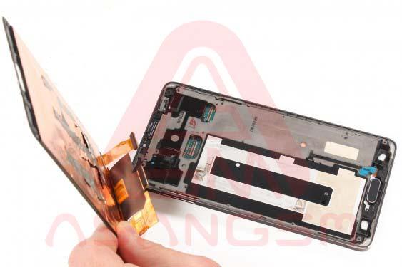 تعویض دوربین پشت گلکسی نوت 4 - مرحله 15.2