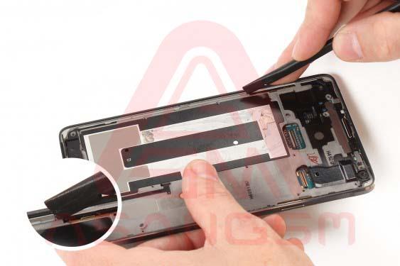 تعویض دوربین پشت گلکسی نوت 4 - مرحله 16.1