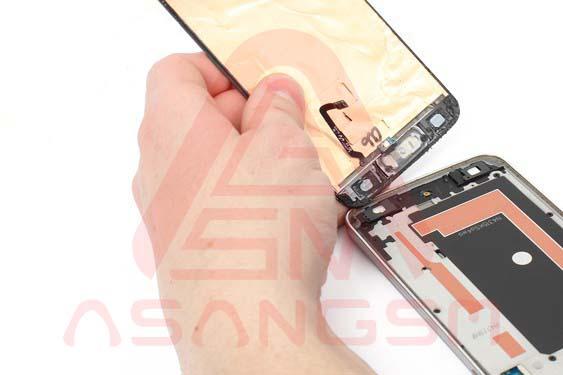 تعویض صفحه نمایش S5 -مرحله 20.1