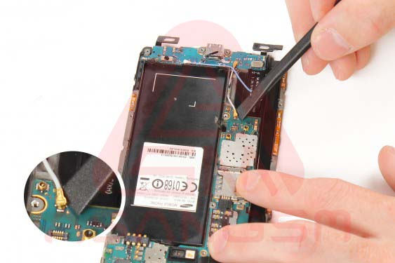 تعویض دوربین پشت گلکسی نوت 4 - مرحله 20.2