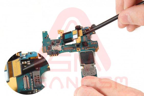 تعویض دوربین پشت گلکسی نوت 4 - مرحله 24