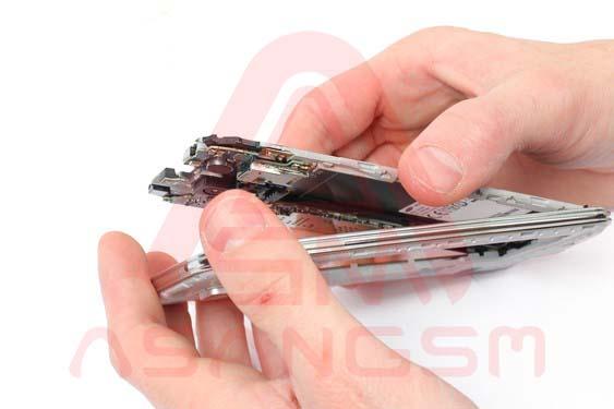 تعویض سیم آنتن وای فای S5 -مرحله 26