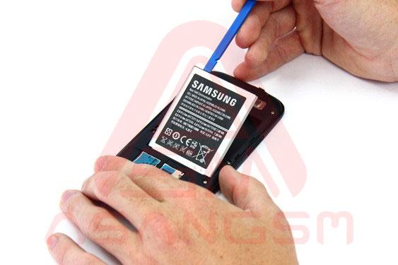 تعویض سوکت سیم کارت S3- مرحله 3.1