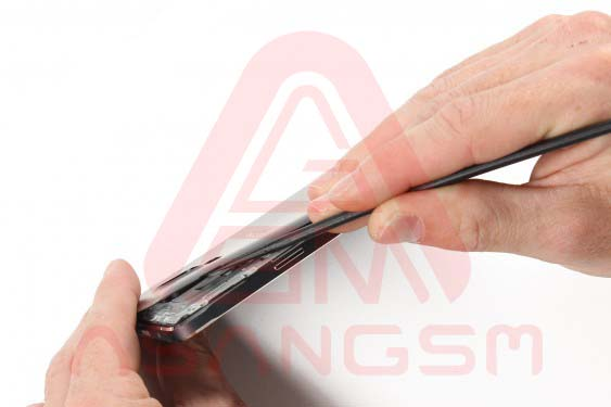 تعویض سوکت سیم کارت گلکسی نوت 4 -مرحله 3.2