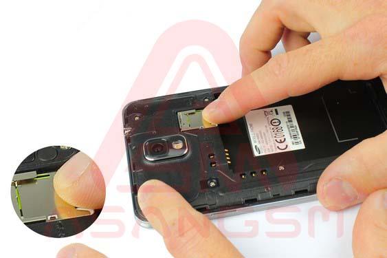 تعویض دوربین پشت گلکسی نوت 3 -مرحله 4.1