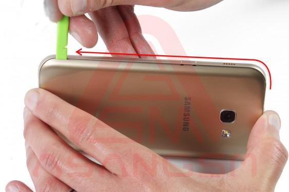 تعویض آنتن GSM گلکسی A5 - مرحله 5.1