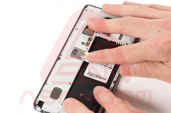 تعویض صفحه نمایش گلکسی نوت 4 -مرحله 6.1