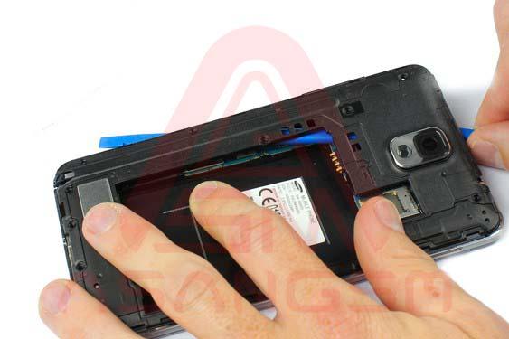 تعویض دوربین پشت گلکسی نوت 3 -مرحله 6.2