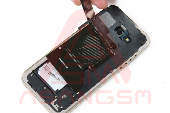 تعویض آنتن GSM گلکسی A5 - مرحله 8.1