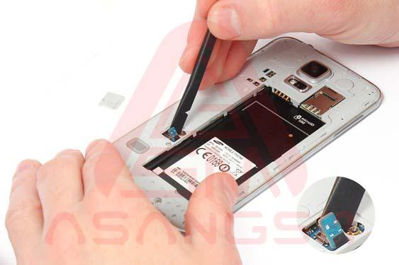 تعویض صفحه نمایش S5 -مرحله 9