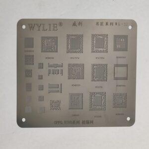 شابلون مشکی WL-52