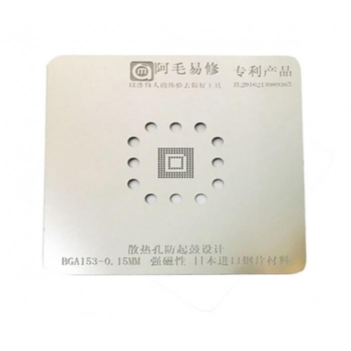 شابلون هارد اندروید AMAOE BGA153 مناسب تعمیرات گوشی موبایل آیفون