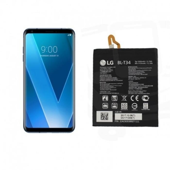 باتری گوشی ال جی LG V30 (BL-T34)
