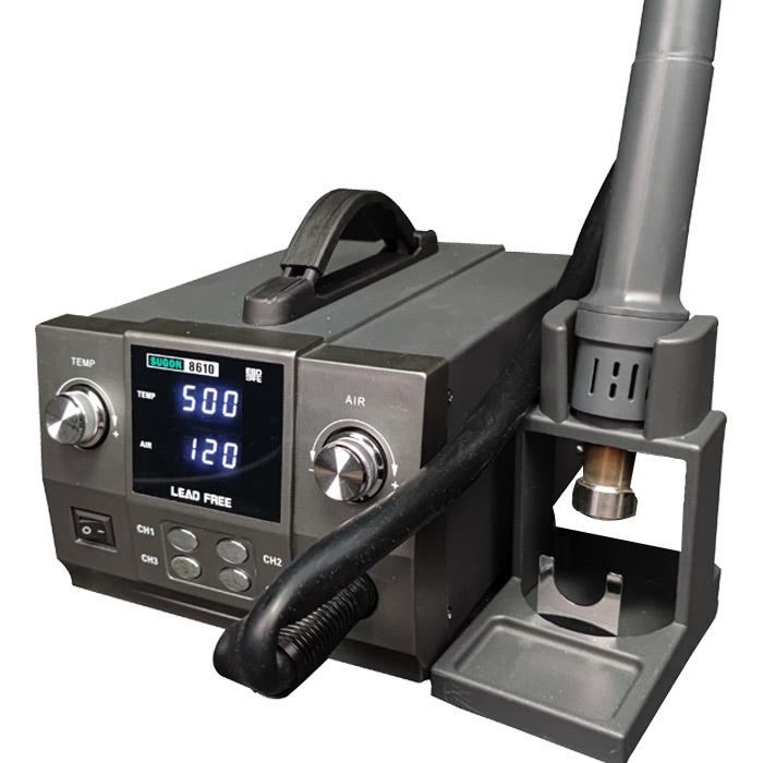 هیتر دیجیتال 1000 وات SUGON 8610 مناسب تعمیرات گوشی موبایل