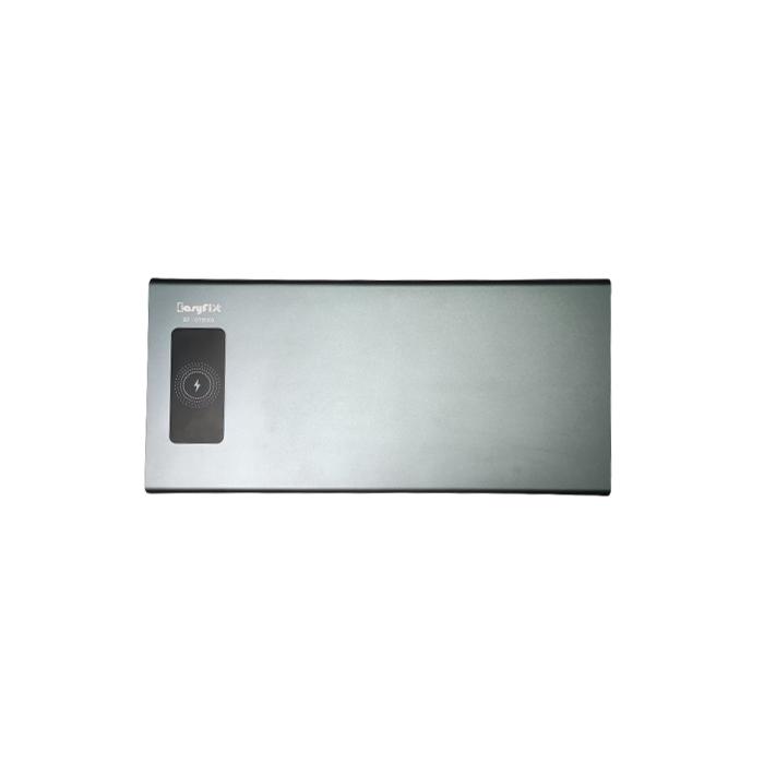 داک استیشن 10 پورت USB-C مدل EASYFIX EF-OT95109 با شارژ بی سیم