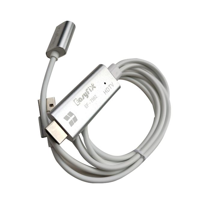 کابل تبدیل USB به HDMI مدل EASYFIX EF-7562