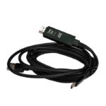 کابل تبدیل USB-C به EF-9572A HDMI