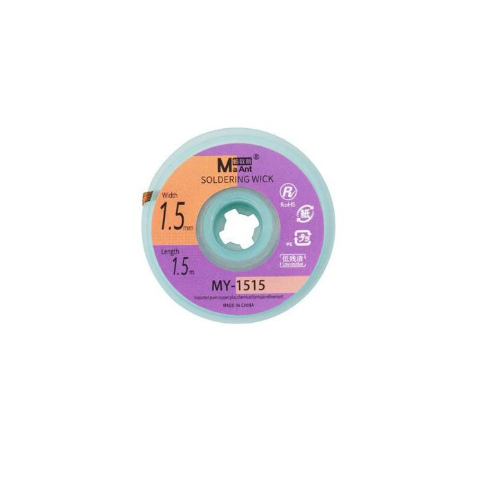 سیم قلعکش MaAnt در 6 سایز متفاوت مناسب جداسازی قطعات از روی برد