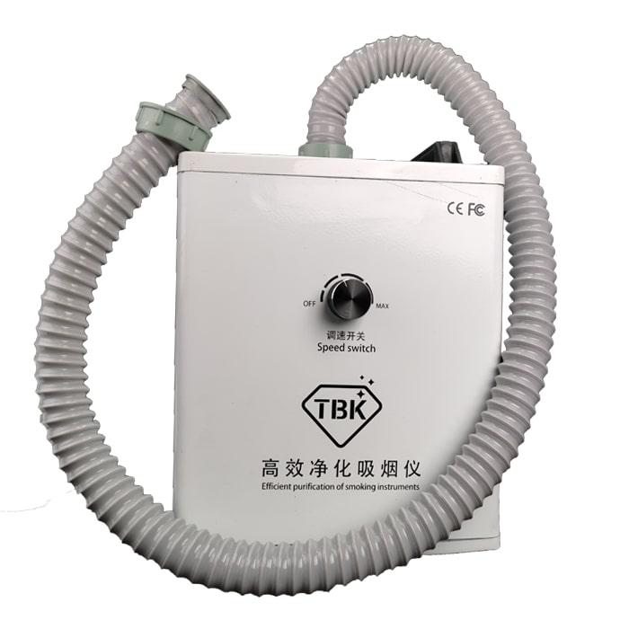 دستگاه مکنده دود TBK-628مناسب دستگاه های لیزر