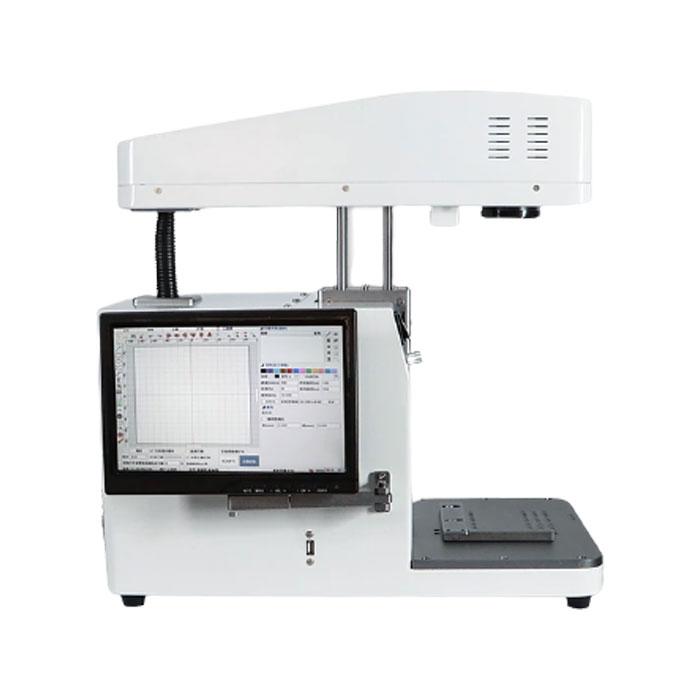 مینی دستگاه لیزر اتوماتیک TBK-958C مناسب جداکردن درب پشت و حکاکی گوشی موبایل