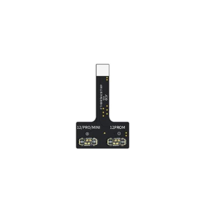فلت کانکتور تبدیل باتری آیفون 8 و 12 تا 12 پرومکس مناسب دستگاه JC V1S