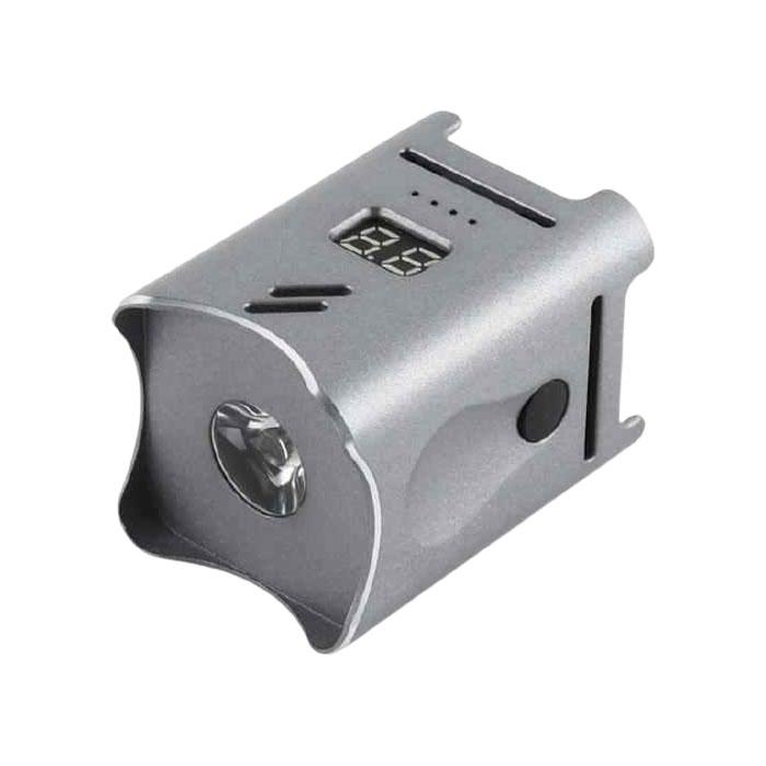 لامپ شارژی یو وی UV JC AIXON همراه با فن خنک کننده