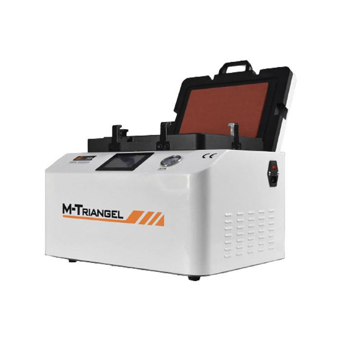 دستگاه لمینیت M-TRIANGEL مدل MT-12 مناسب تعویض گلس