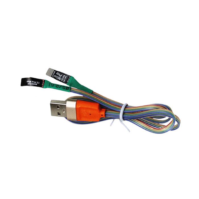 کابل منبع تغذیه مناسب گوشی آیفون 12 تا 12 پرومکس