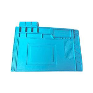 پد نسوز S-160 مناسب استفاده در زیر لوپ تعمیرات موبایل